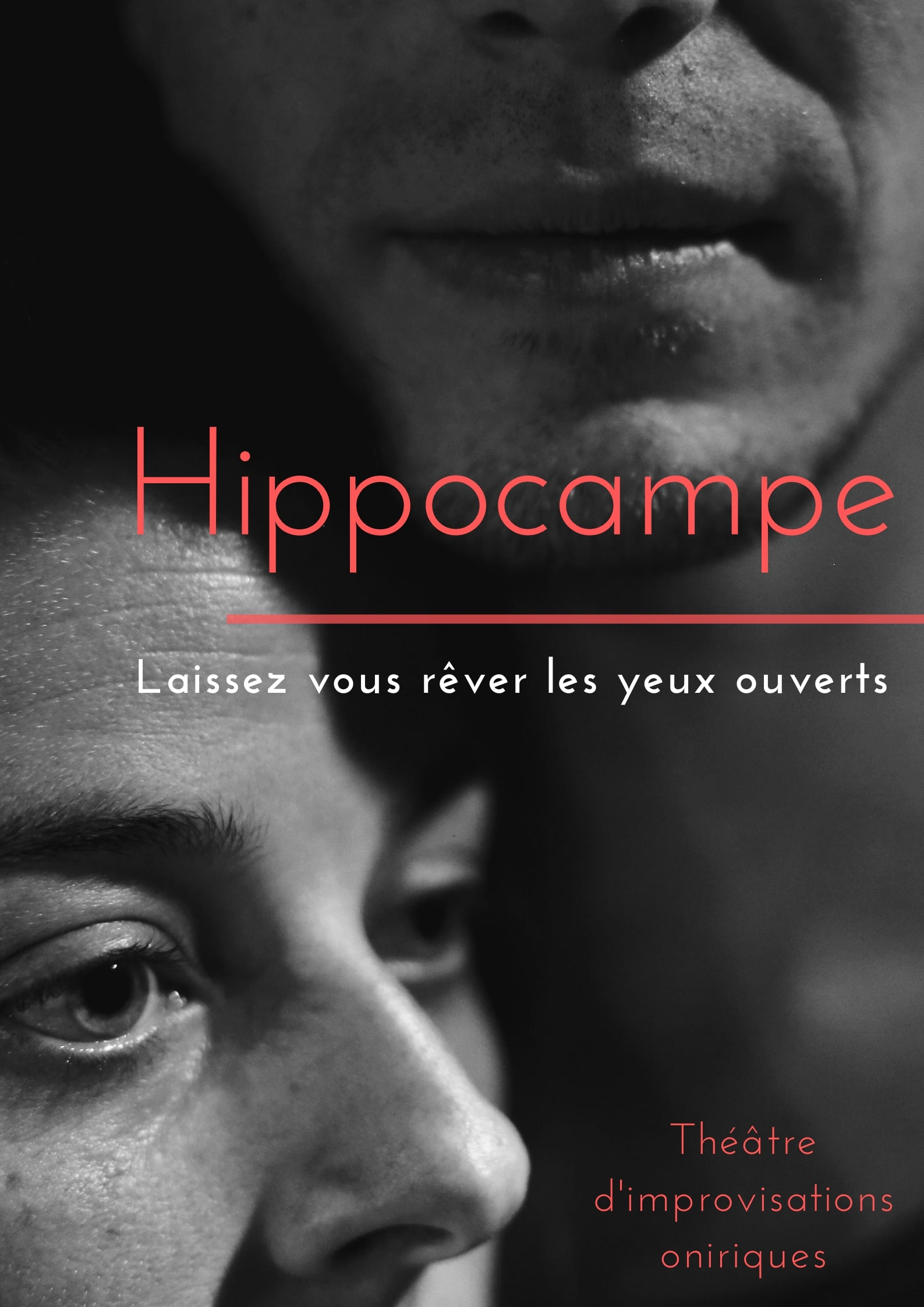 Affiche Spectacle Hippocampe
